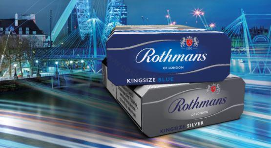 Rothmans red 100
