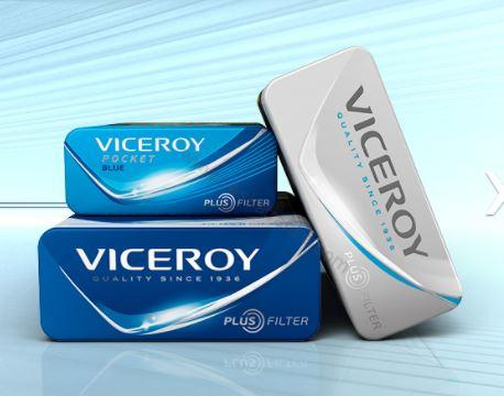 Viceroy silver PLUS filter