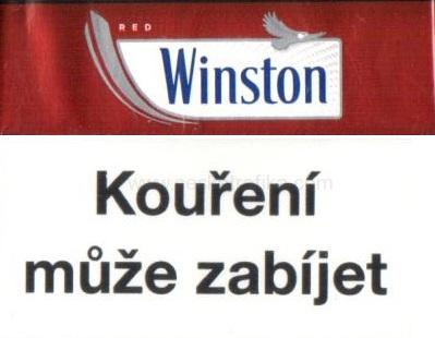 Winston red soft