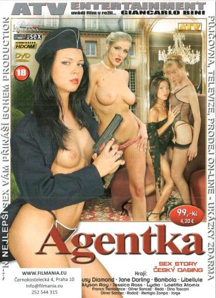 Edice Bohem Production - Agentka (DVD)