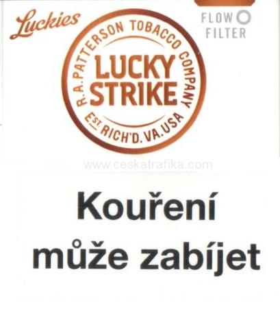Lucky strike FLOW