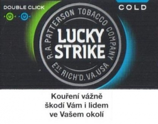 Lucky strike cold