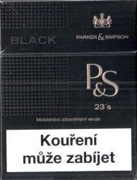 P&S black bib box 22ks
