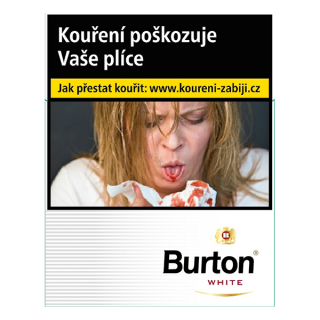 Burton white  BB