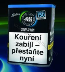 Tabák Lucky Strike black 74 g dóza
