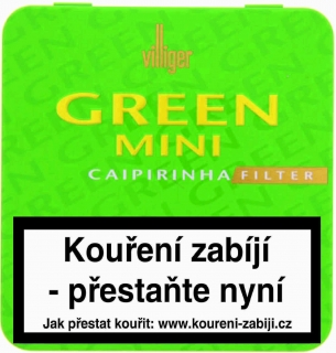 Villiger Green mini green 20 ks