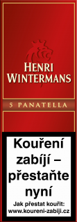 Henri Wintermans 5 Panatella