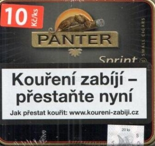 Panter sprtint cigarillos 20ks