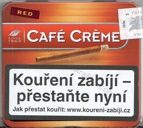 Café Créme red 10 ks 10x