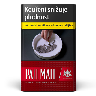 Pall Mall red