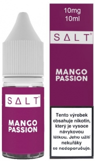 Liquid Juice Sauz SALT CZ Mango Passion 10ml - 10mg
