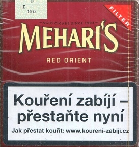 Mehari's red orient filter