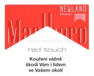 Marlboro red touch