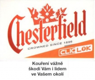 Chesterfield 100 red