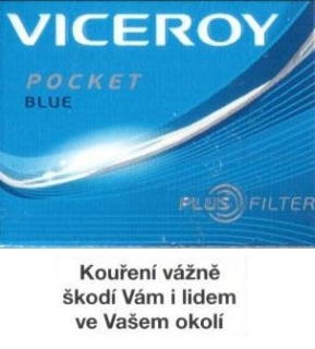 Viceroy pocket blue