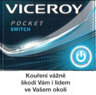 Viceroy pocket SWITCH  DOPRODEJ