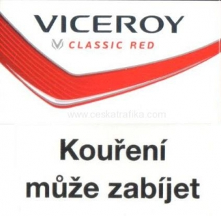 Viceroy classic red