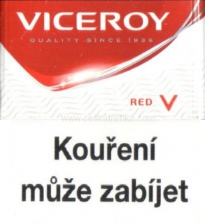 Viceroy red V 100