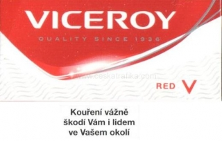 Viceroy red V 23