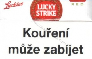 Lucky strike  red 70
