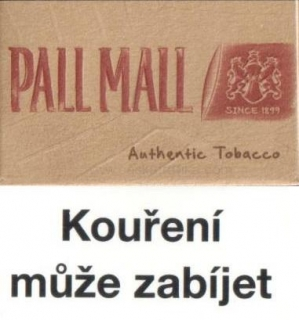 Pall Mall AT red