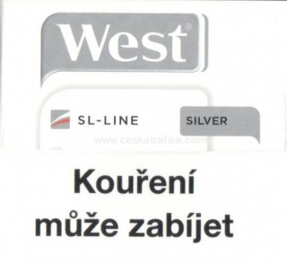 West SL-LINE silver
