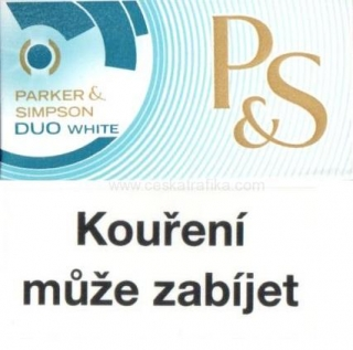 P&S duo white