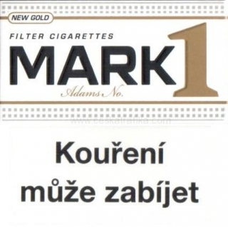 Mark Adams No.1 gold