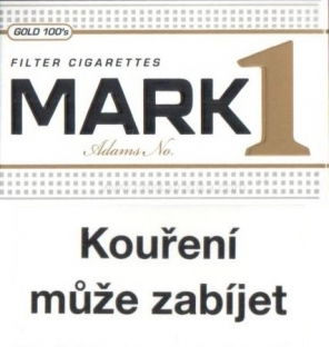 Mark Adams No.1 gold 100