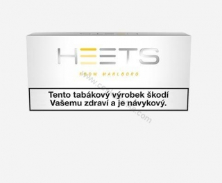 IQOS Heets yellow selection