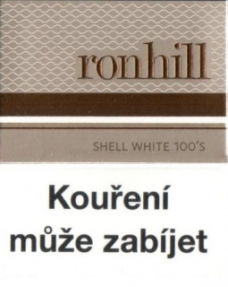 Ronhill white 100