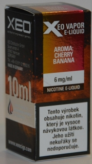 Liquid XEO Cherry Banana 6 mg
