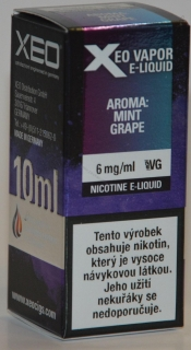Liquid XEO Grape Mint 6 mg