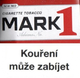Tabák cigaretový Mark Adams Red 30g