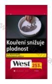Tabák cigaretový West Red 105g