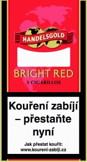 Handelsgold Bright Red 5 ks