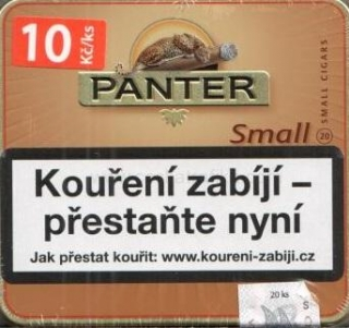 Panter small cigarillos 20ks