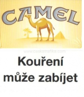 Camel yellow soft