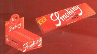 Papírky Smoking King Size red