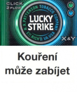 Lucky strike X&Y