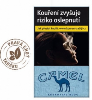 Camel Essential Blue
