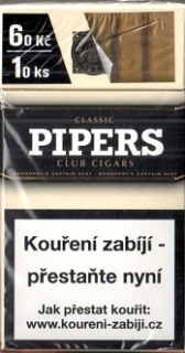 Pipers club cigars classic
