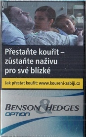 Benson & Hedges option bez kapsle