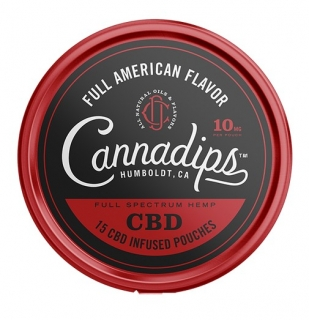 Cannadips American Spice 150mg