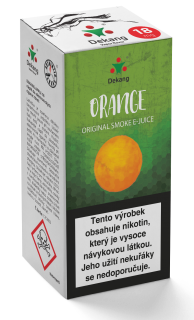 Liquid Dekang Classic Orange 6 mg