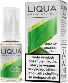 Liqua new elements Bright tobacco 12 mg