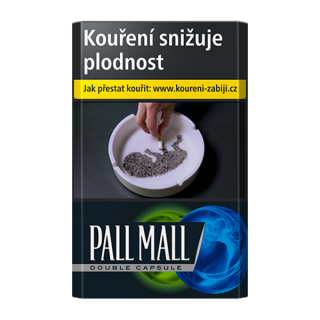 Pall Mall double capsule  DOPODEJ