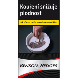 Benson & Hedges black 100