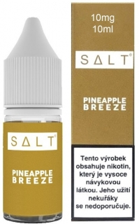 Liquid Juice Sauz SALT CZ Pineapple Breeze 10ml - 10mg
