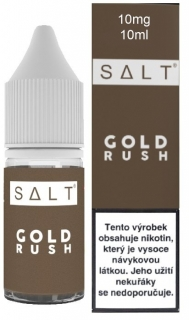 Liquid Juice Sauz SALT CZ Gold Rush 10ml - 10mg